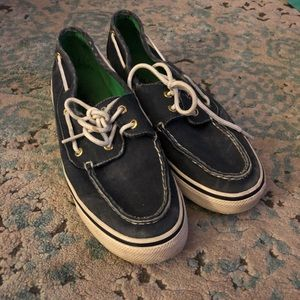 Sperry Chambray Loafers
